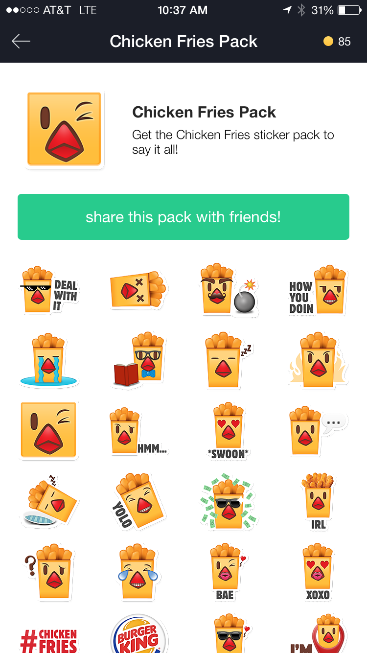 This ad-tech startup mobilizes brands, one emoji keyboard at