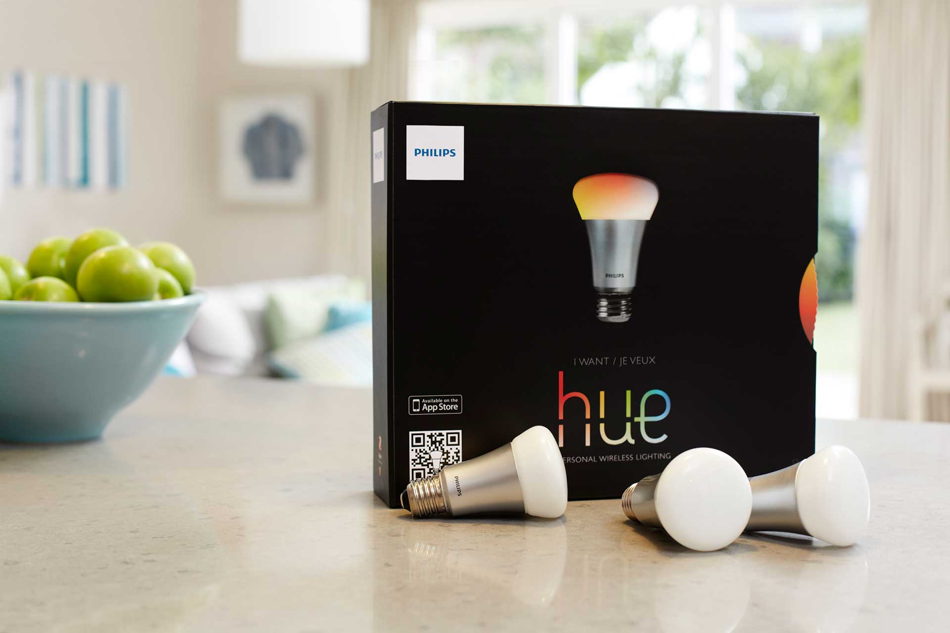 Philips Hue light bulb starter pack
