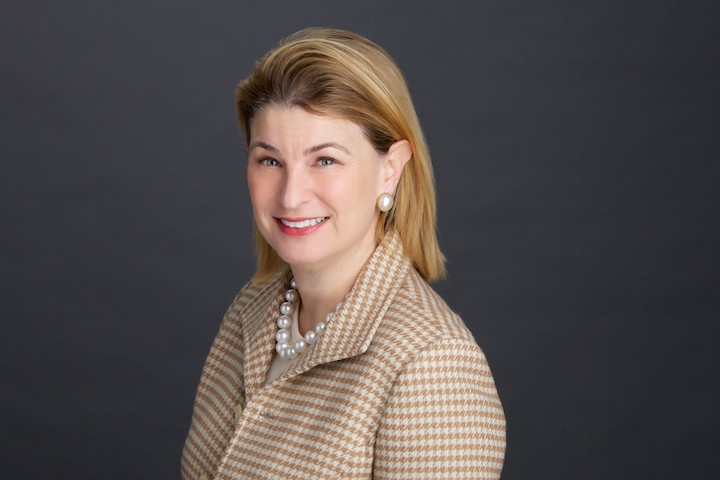 Sally Susman, executive vice president of corporate affairs at Pfizer