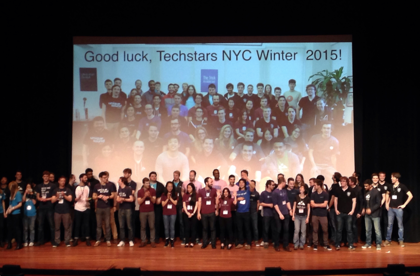 Techstars NYC 2015