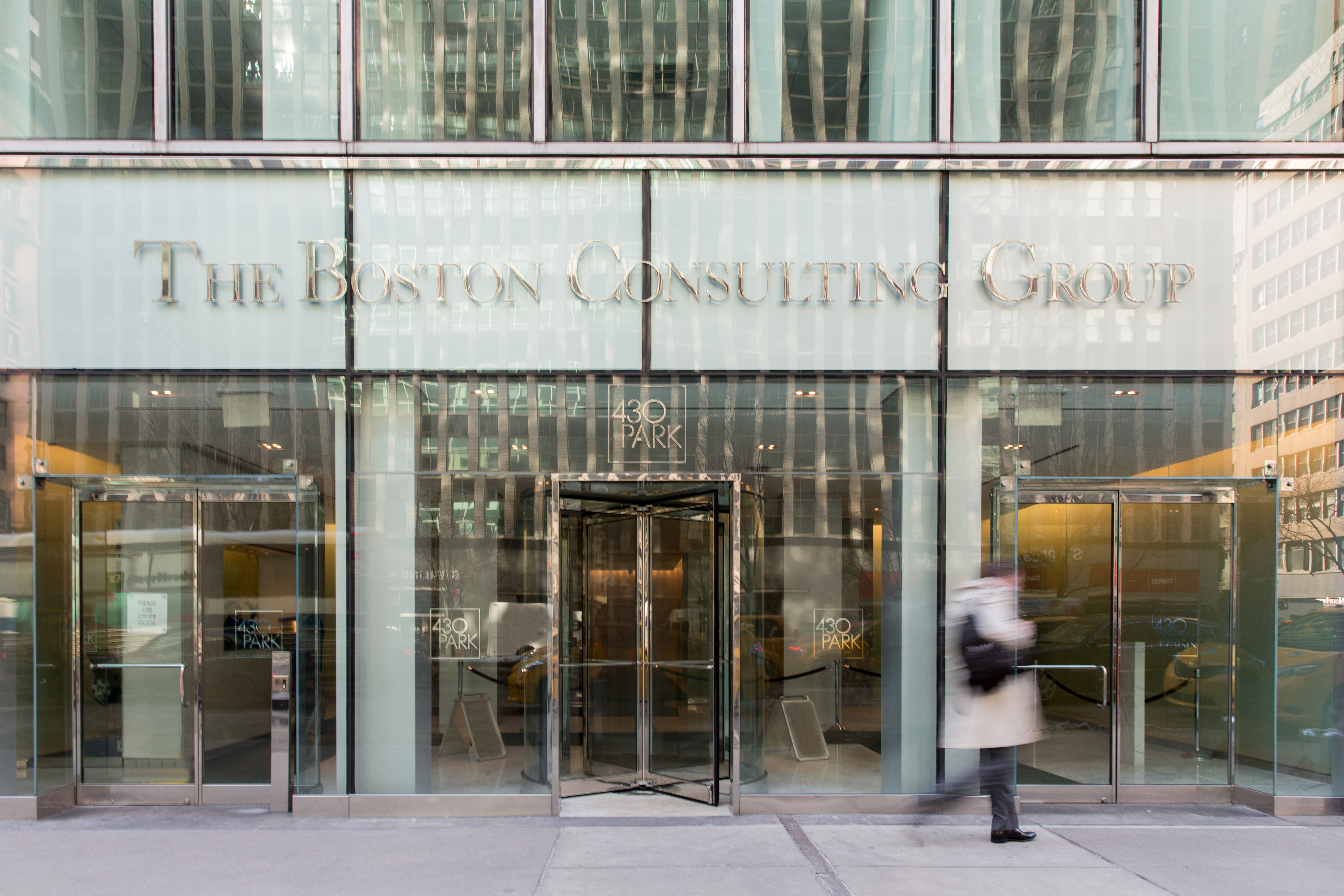 Boston consulting group chicago