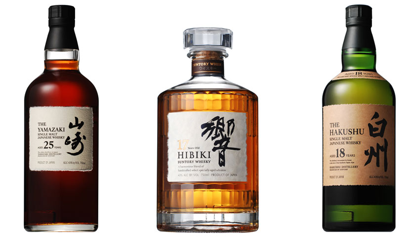 Beam Suntory is planning to bring more Japanese whiskies stateside.