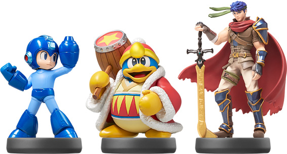 The tech inside these figures unlocks gameplay across Nintendo titles.