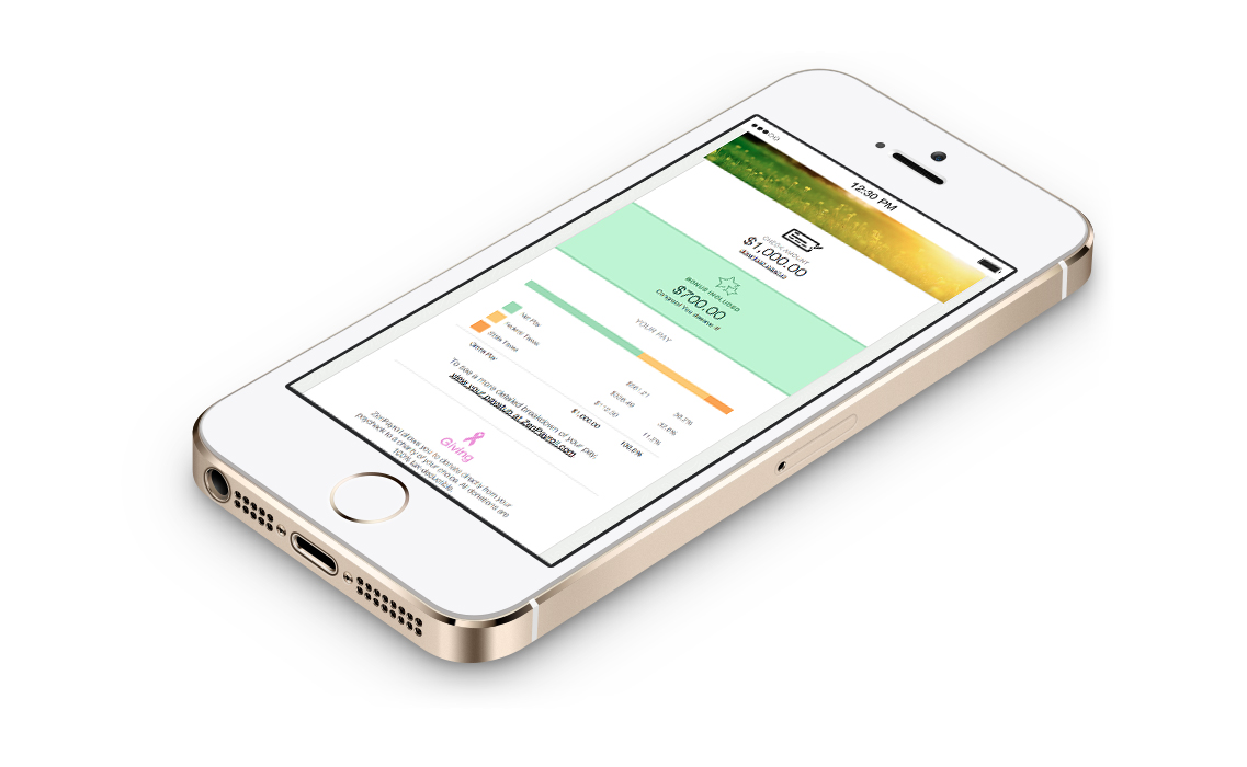 ZenPayroll iPhone close