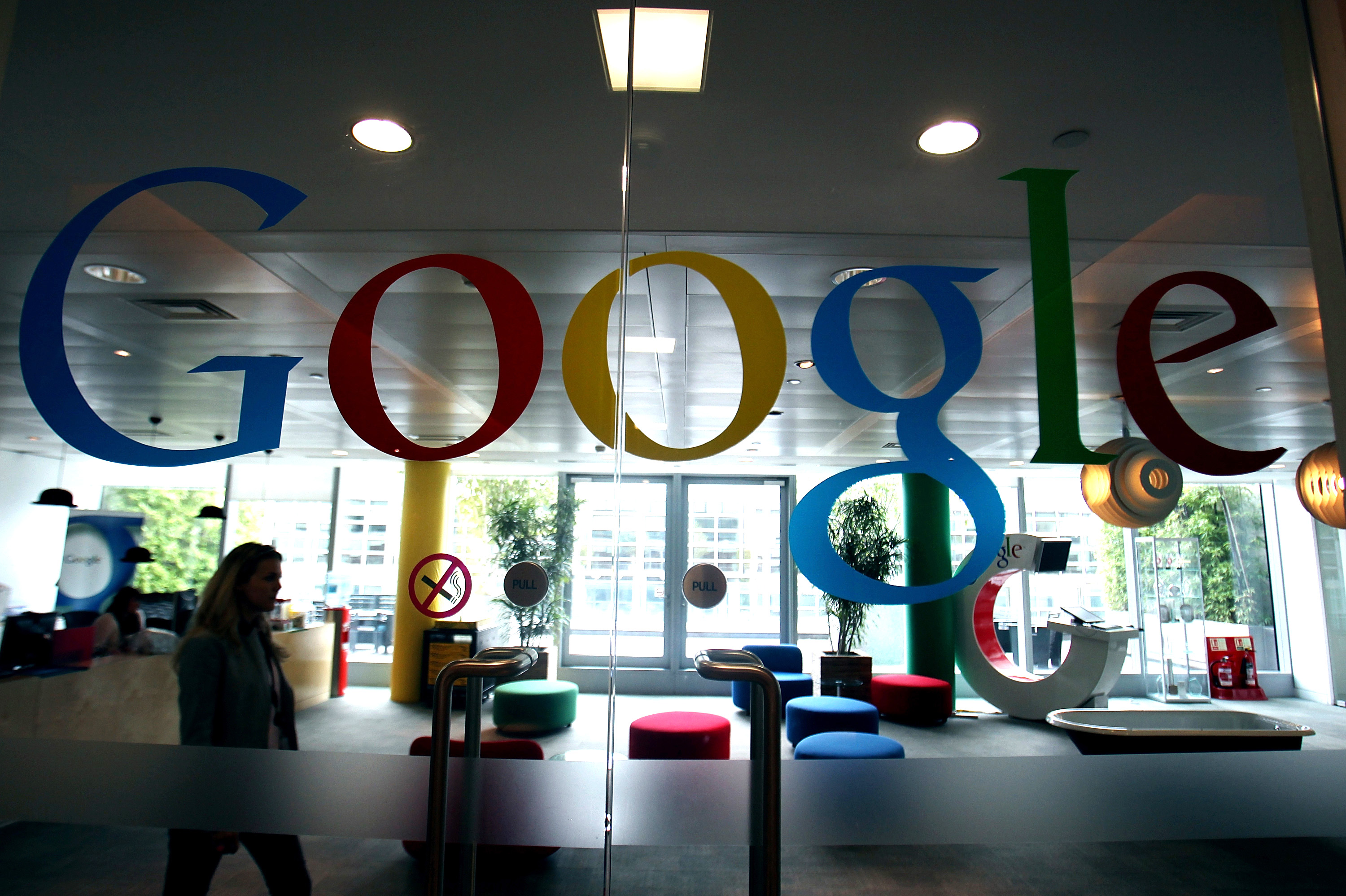 U.K. Office For Google Inc