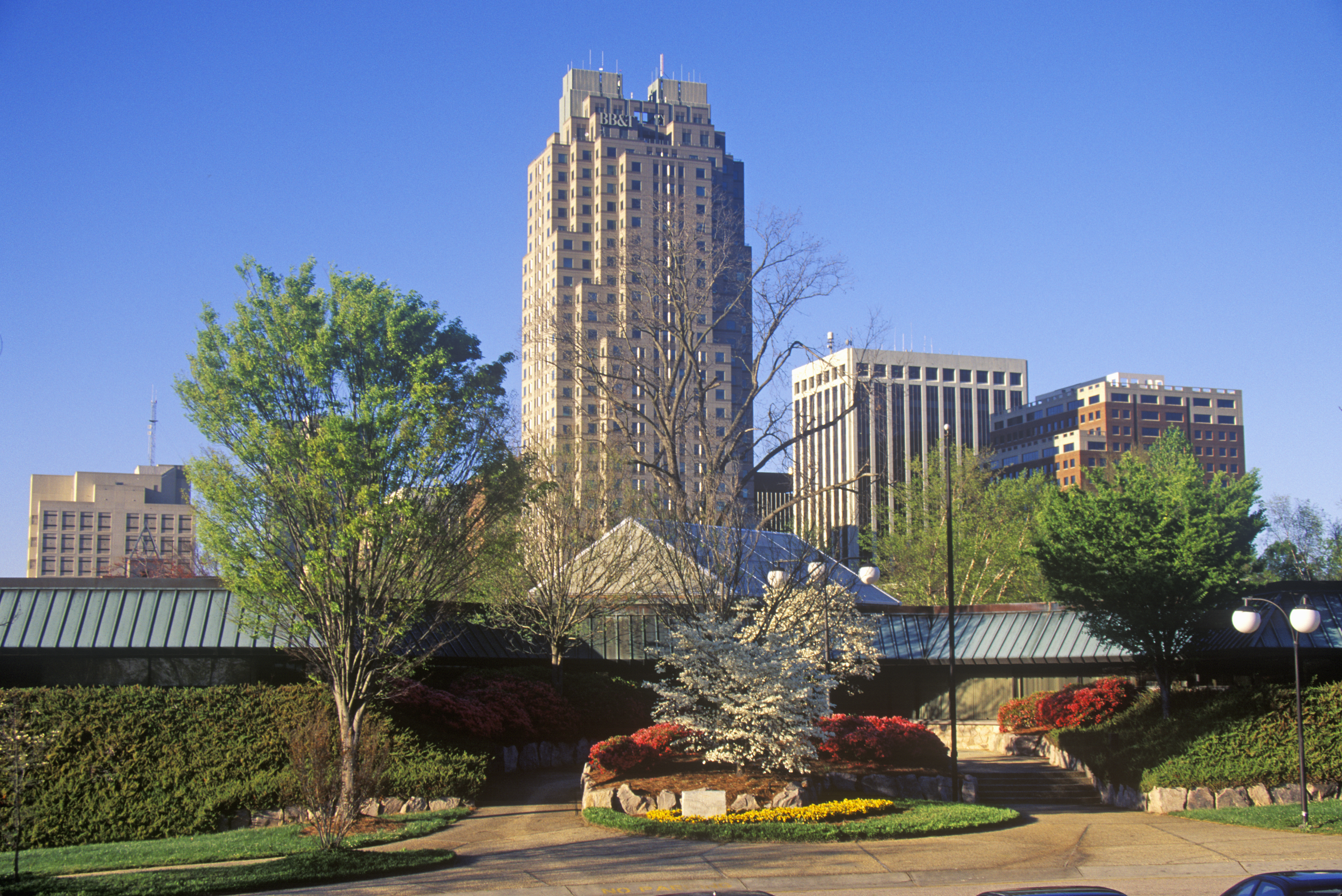 Chamber of Commerce, Raleigh, NC