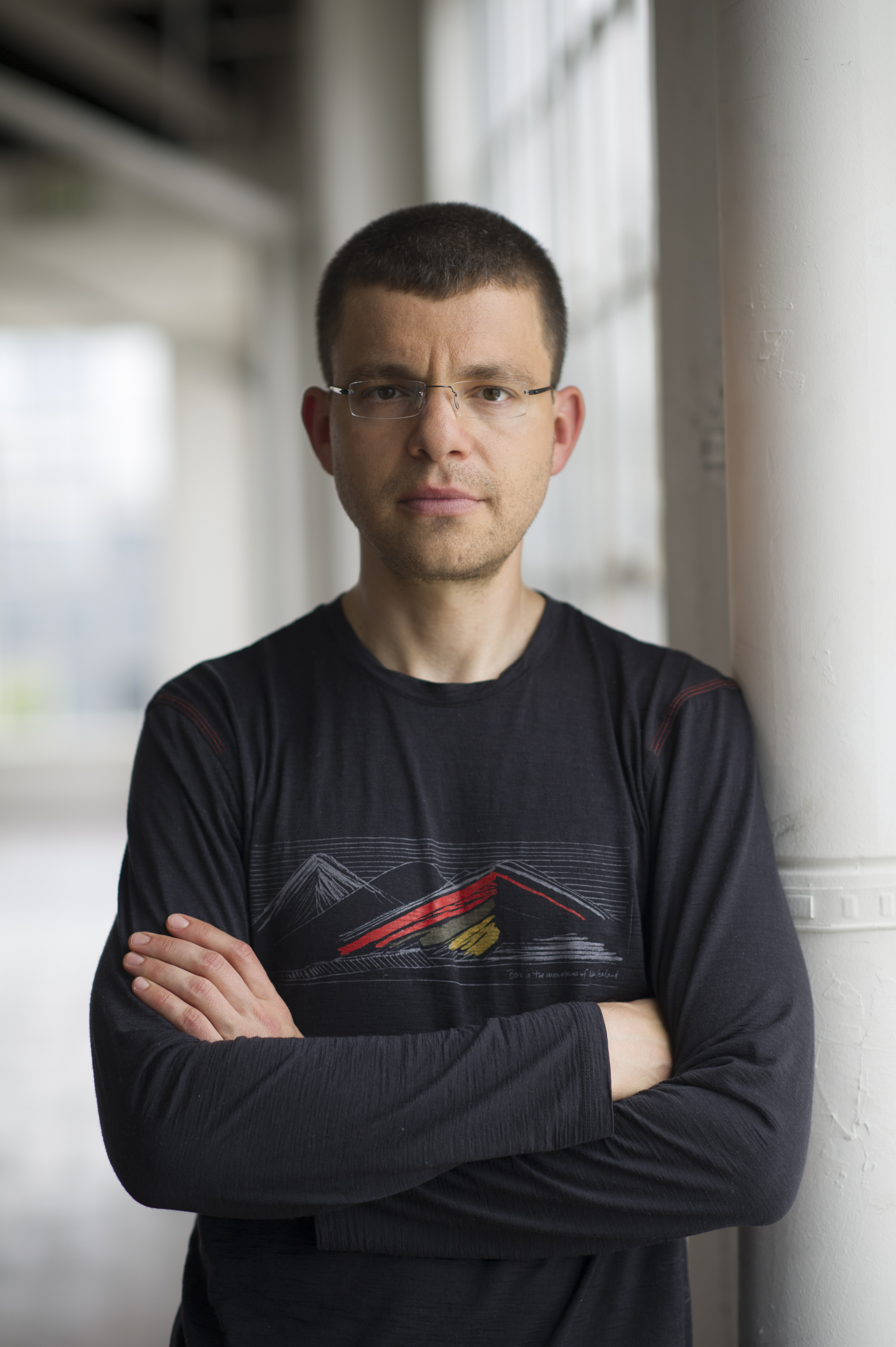 PayPal Inc. Co-Founder Max Levchin Interview