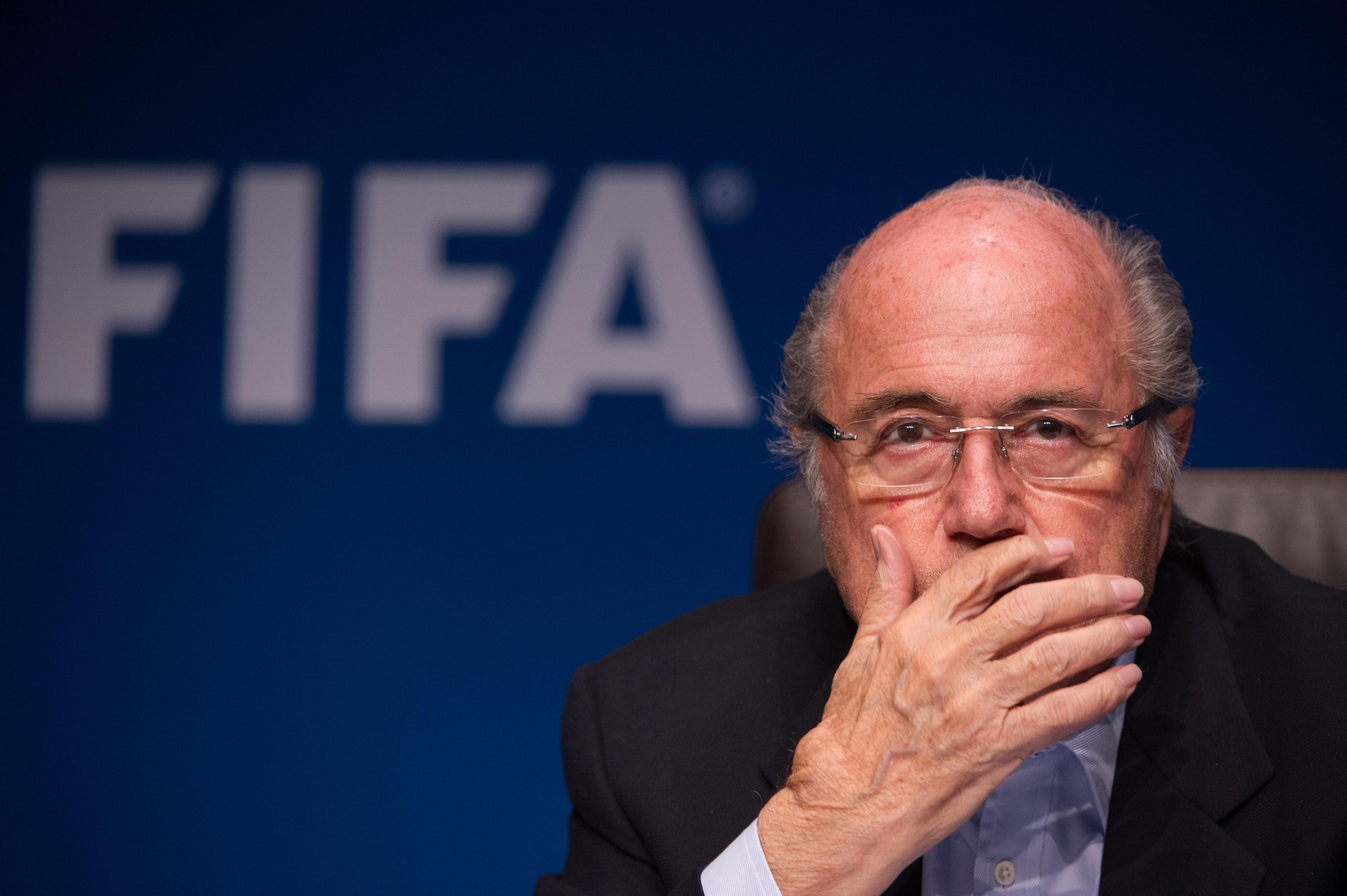 FBL-FIFA-BLATTER