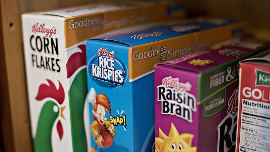 Kellogg Co. Products Ahead Of Earnings Figures