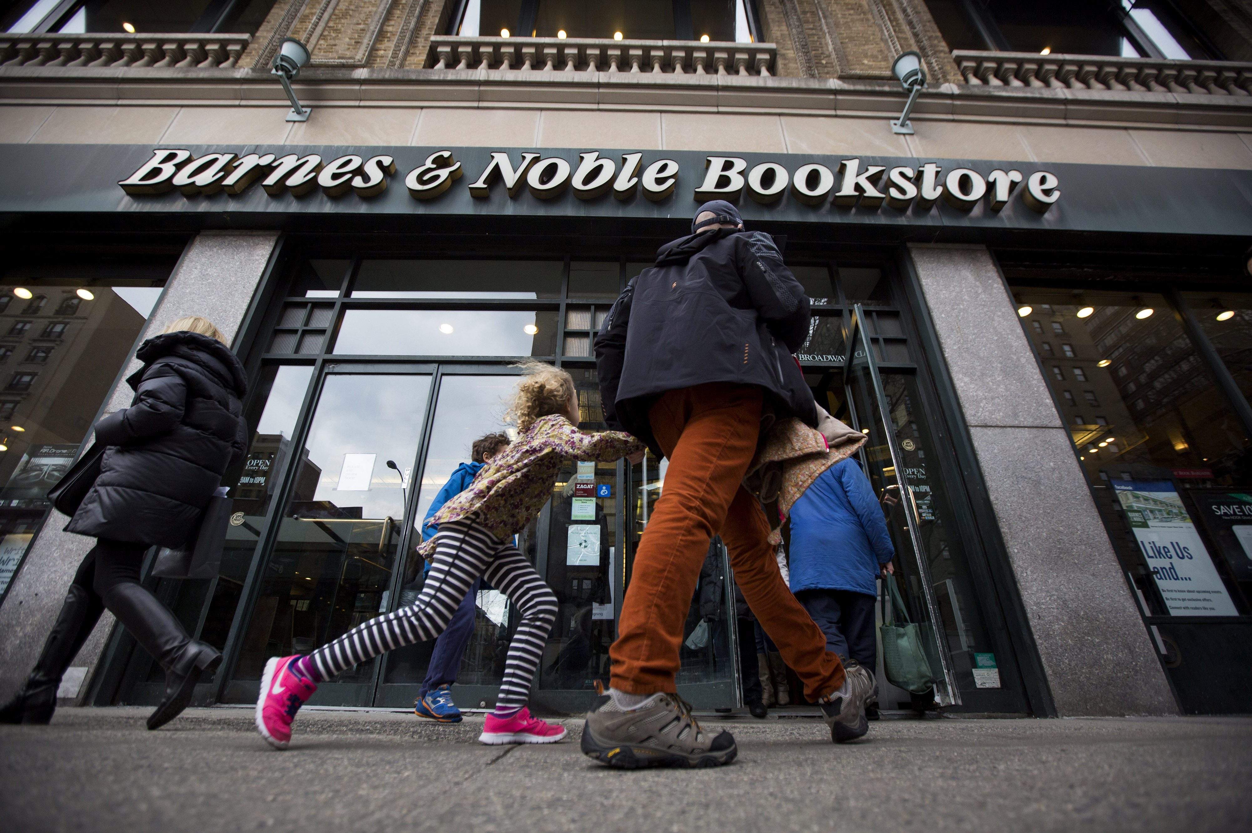 A Barnes & Noble Inc. Store Ahead of Earnings Figures