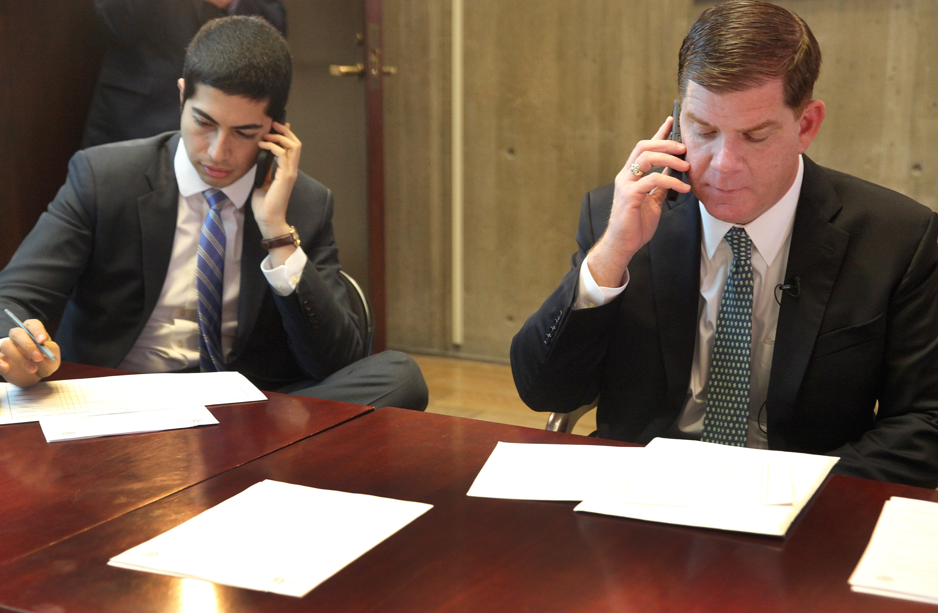 Walsh, Top City Officials Push Companies To Hire Teens