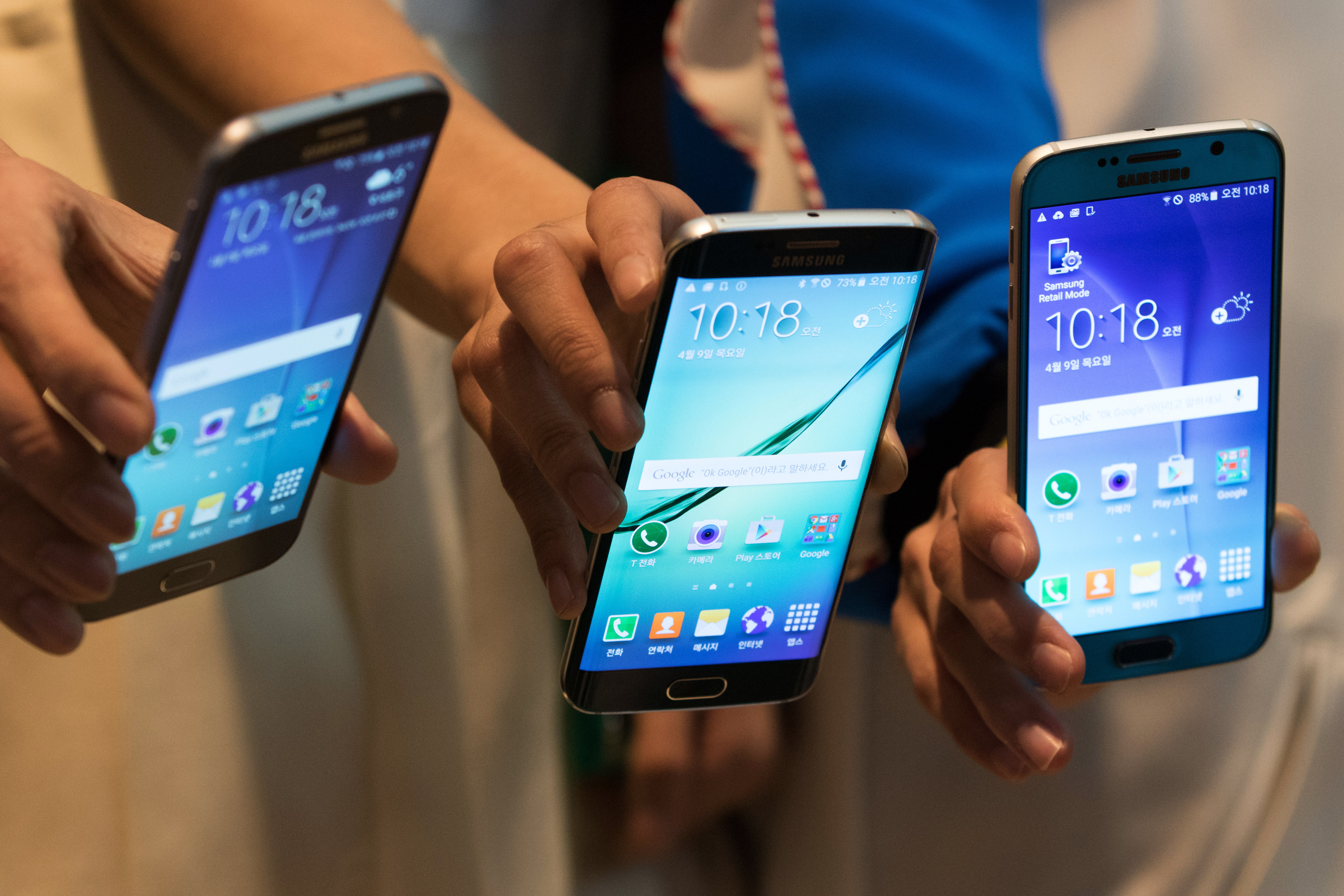 Samsung Galaxy keyboard bug exposes hundreds of millions to