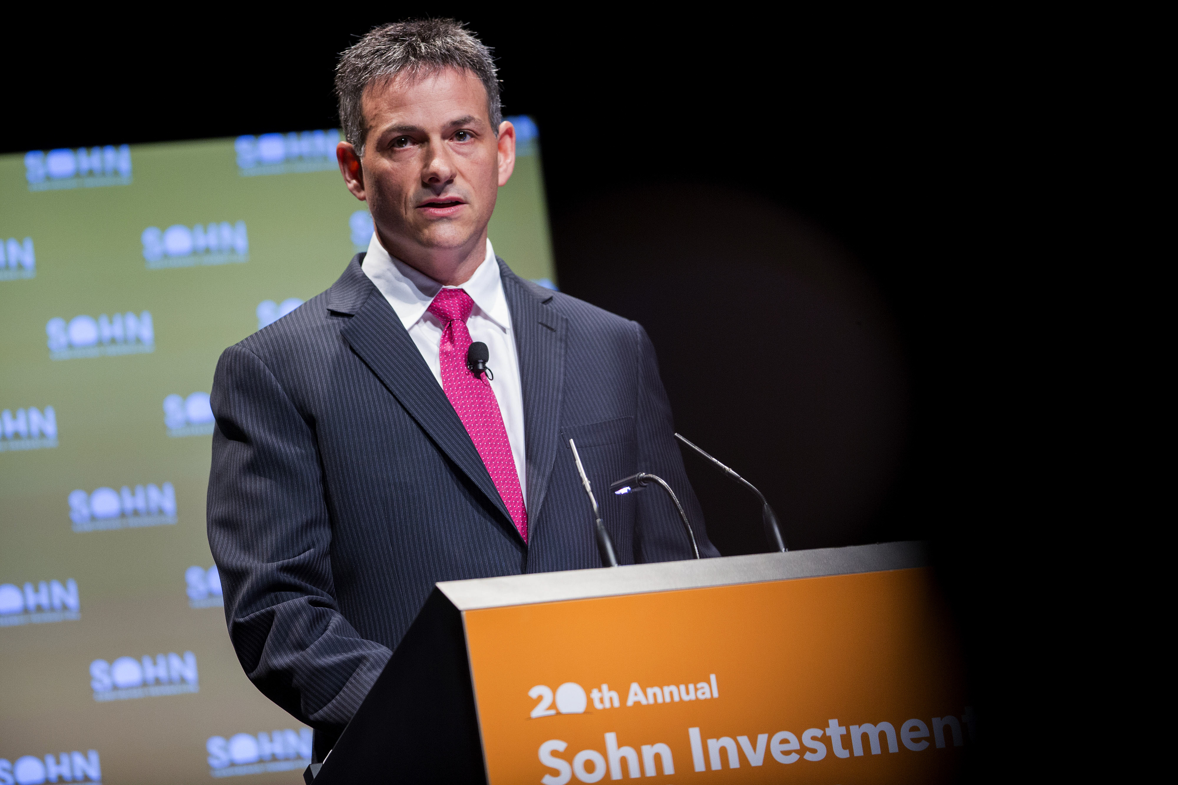 Key Speakers At The 20th Annual Sohn Investment Conference