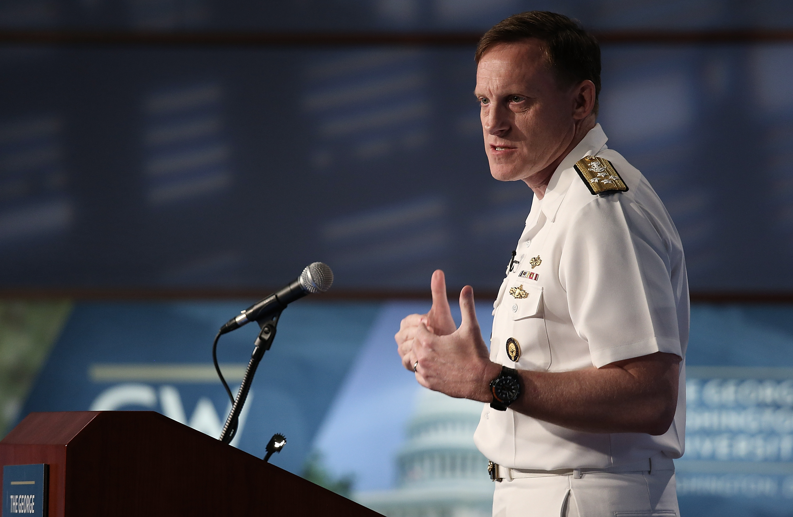 NSA Director Rogers Discusses State Of US Cybersecurity Threats