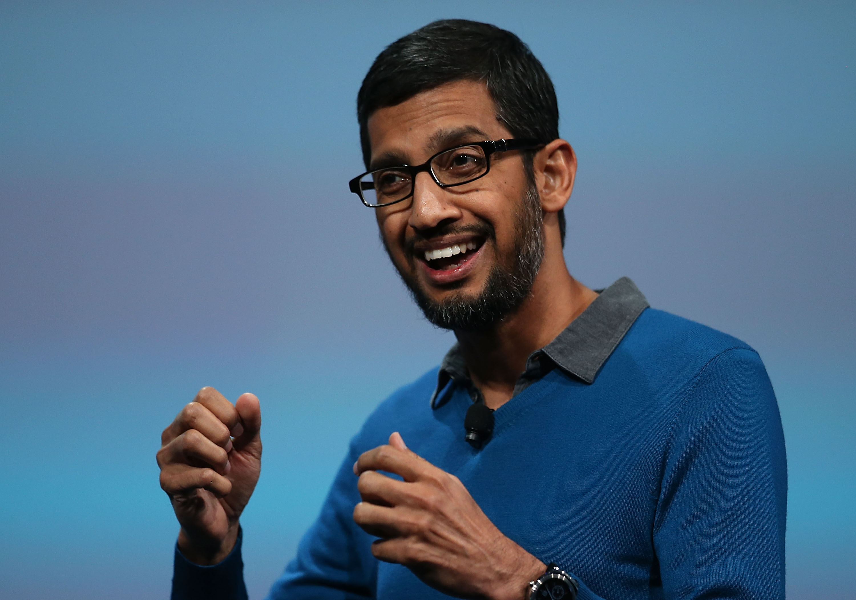 Google Hosts Its I/O Developers Conference