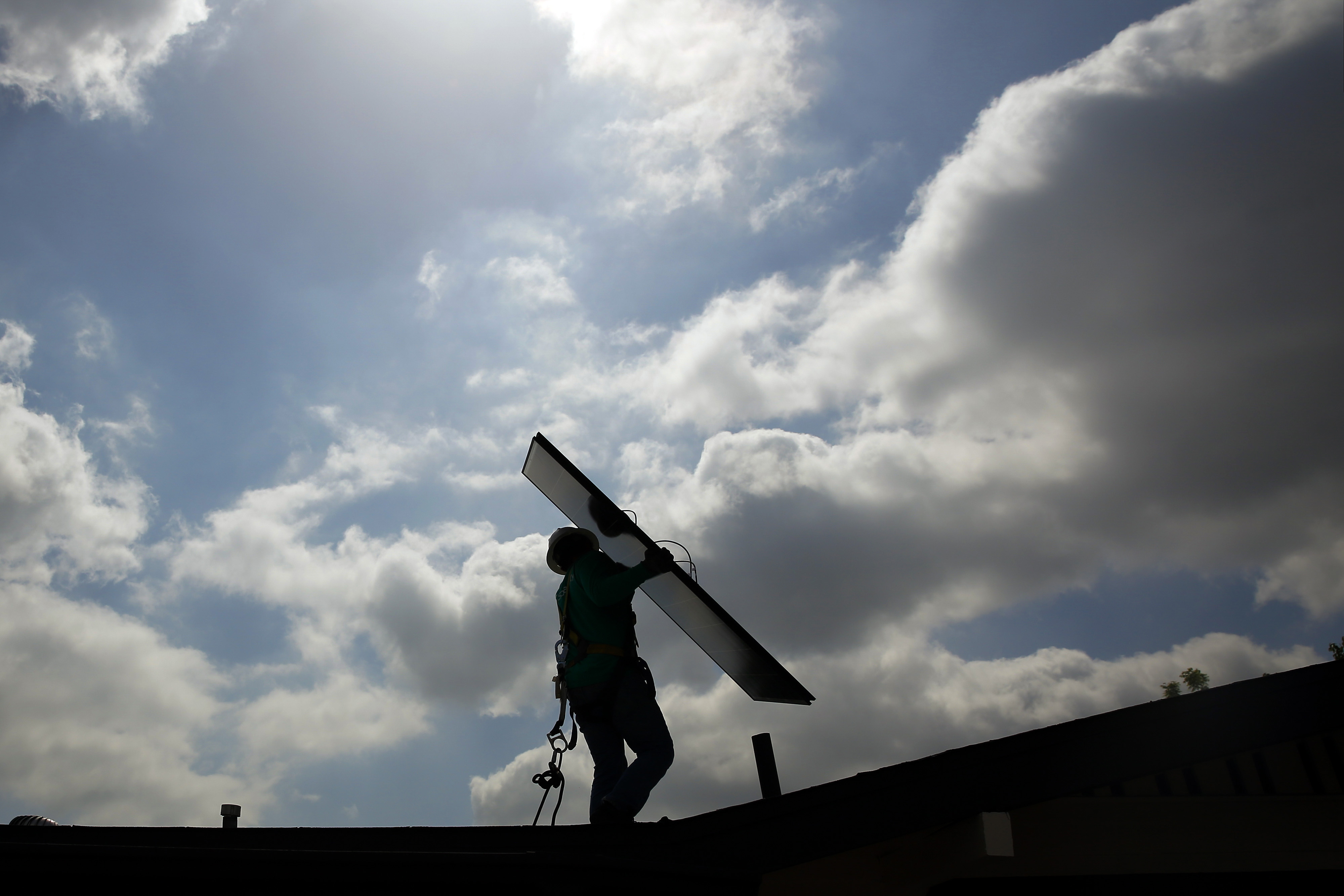 In A Competitive Solar Market Solarcity Sets Sights On