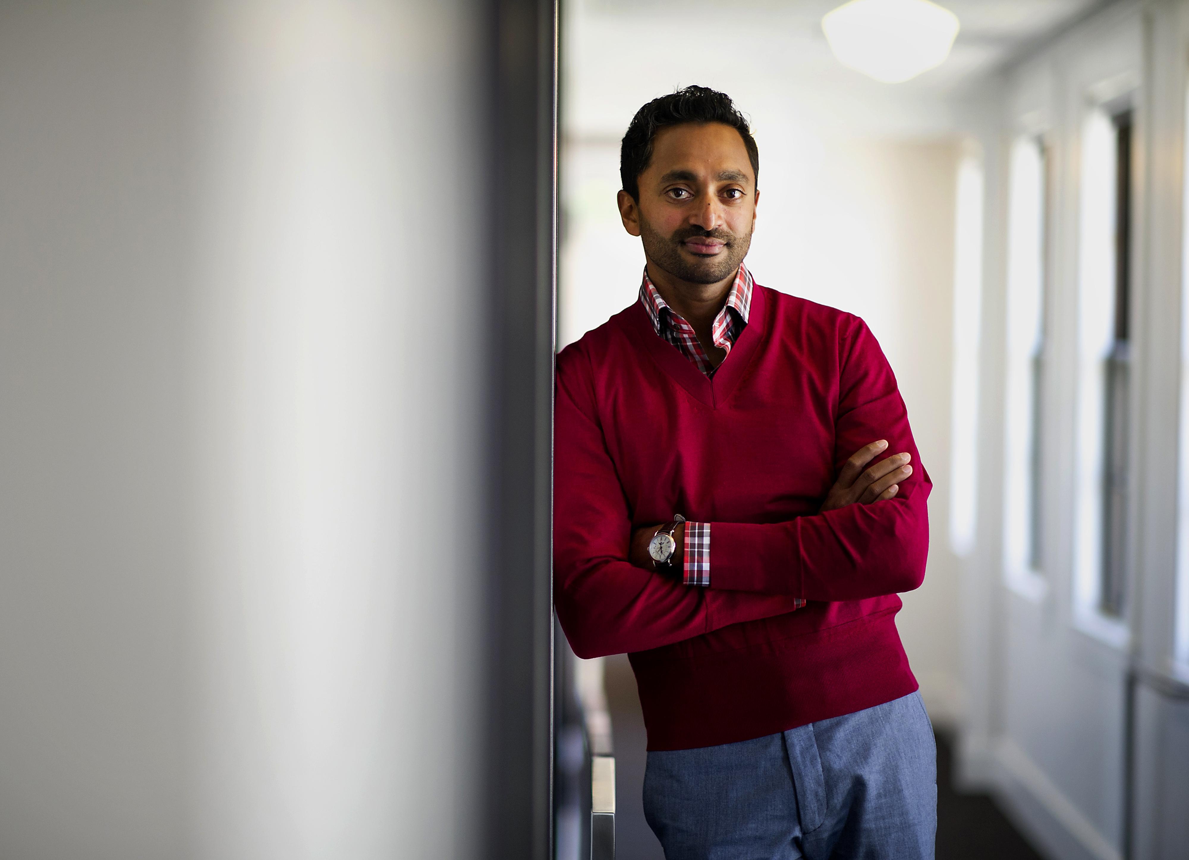 Phỏng vấn đối tác xã hội + vốn Chamath Palihapitiya