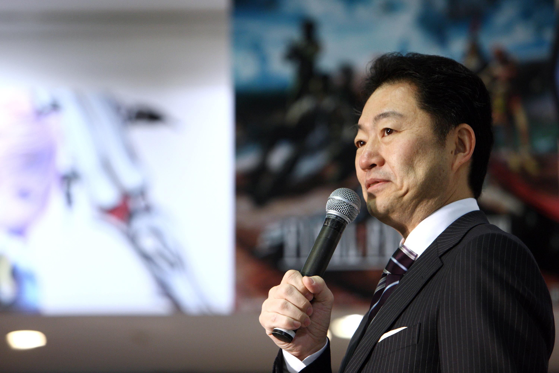 Yoichi Wada Shinra Technologies Square Enix