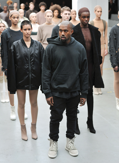 KANYE WEST x adidas NY Launch