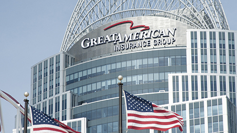 American Financial Group's headquarters, located in Cincinnati, Ohio, which also serve as the headquarters of Great American Insurance Group.