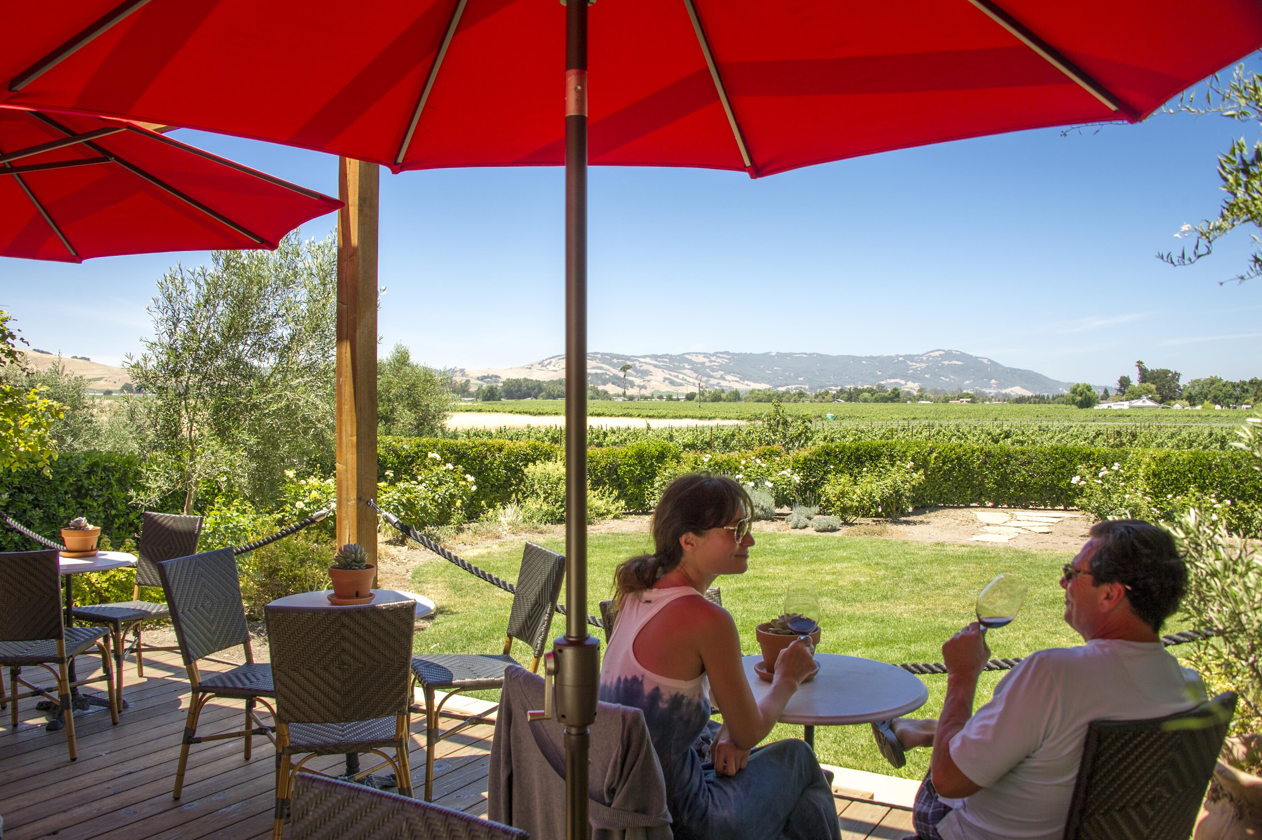 Anaba Winery, Sonoma County, California