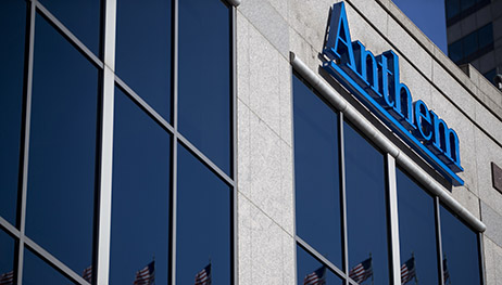 Anthem offered to buy Cigna for $45 billion.