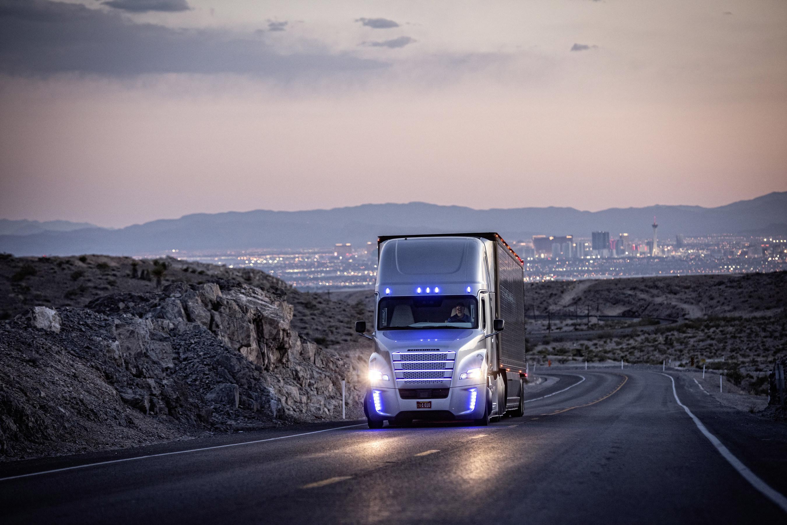 Daimler Trucks Night