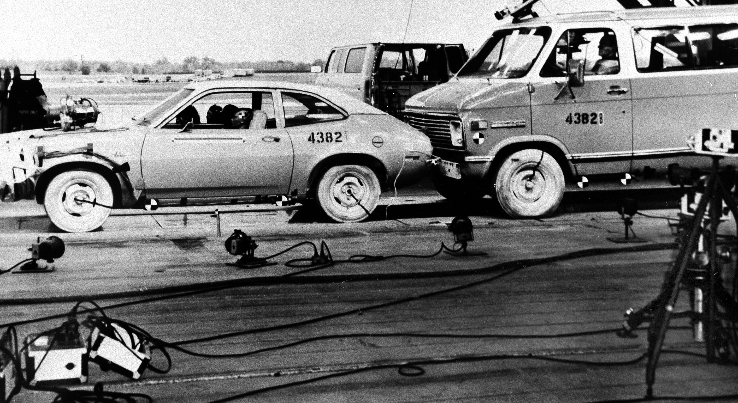 Ford Pinto Safety Trial 1980