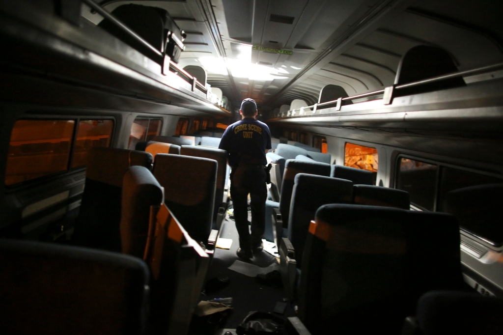 The Amtrak 188 crash: Is it safe to travel by train? | Fortune