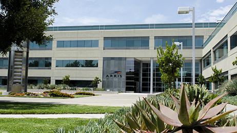 Arris San Diego office.