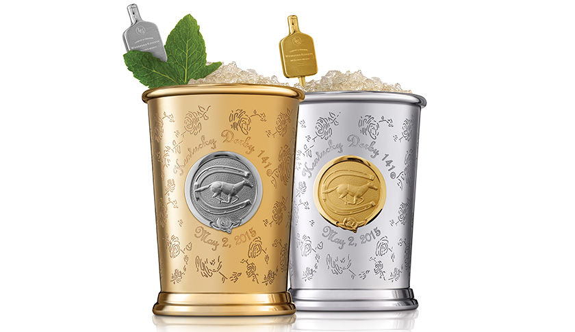 Woodford Reserve has sold $1,000 mint juleps for 10 years at the Kentucky Derby.