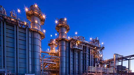 Los Esteros Critical Energy Facility in San Jose, California.