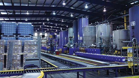 Royal Purple is headquartered in Porter, Texas and produces a wide range of high performance lubricants for nearly every consumer and industrial application.