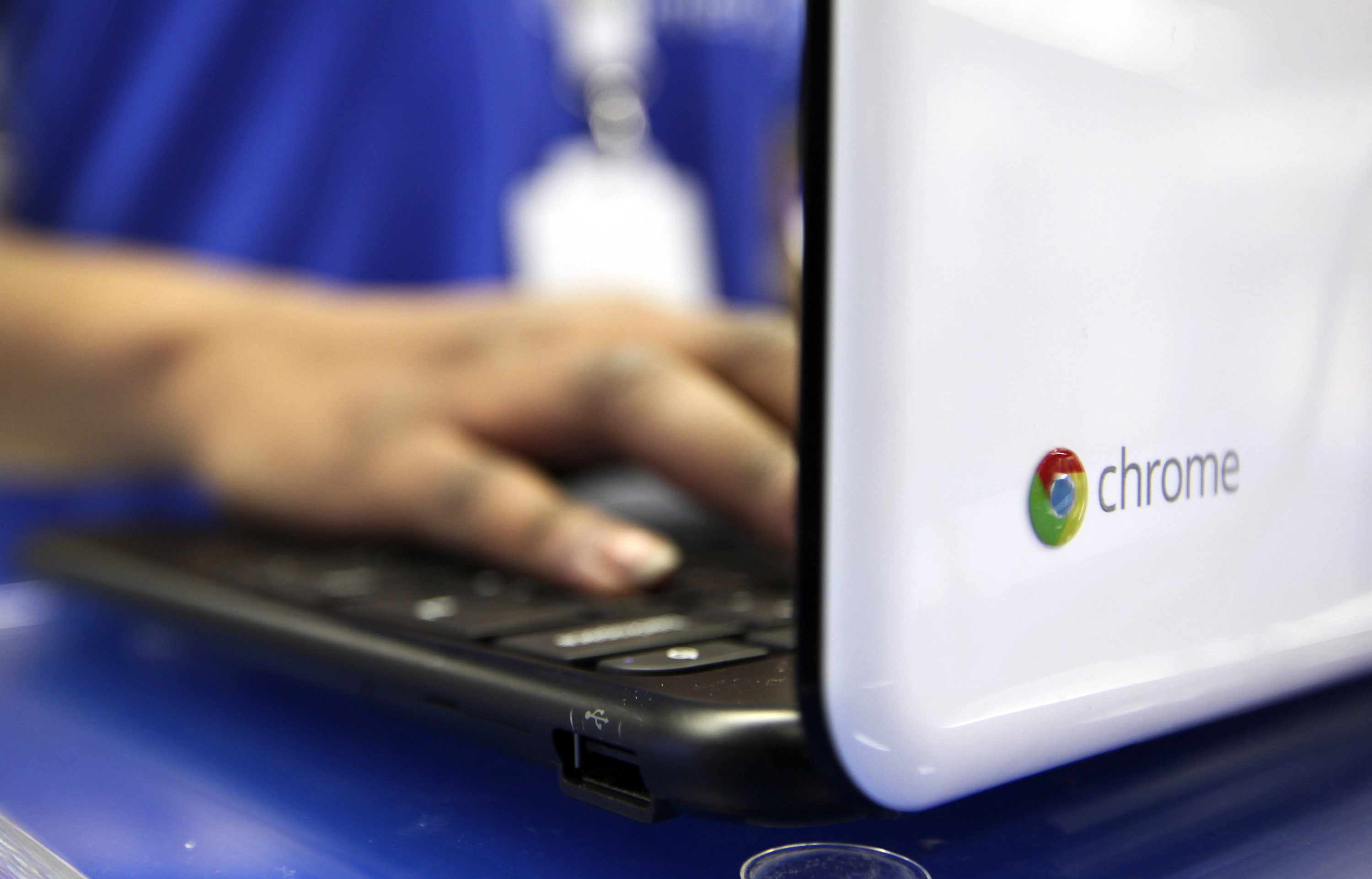 Inside The Google Chromebook Store