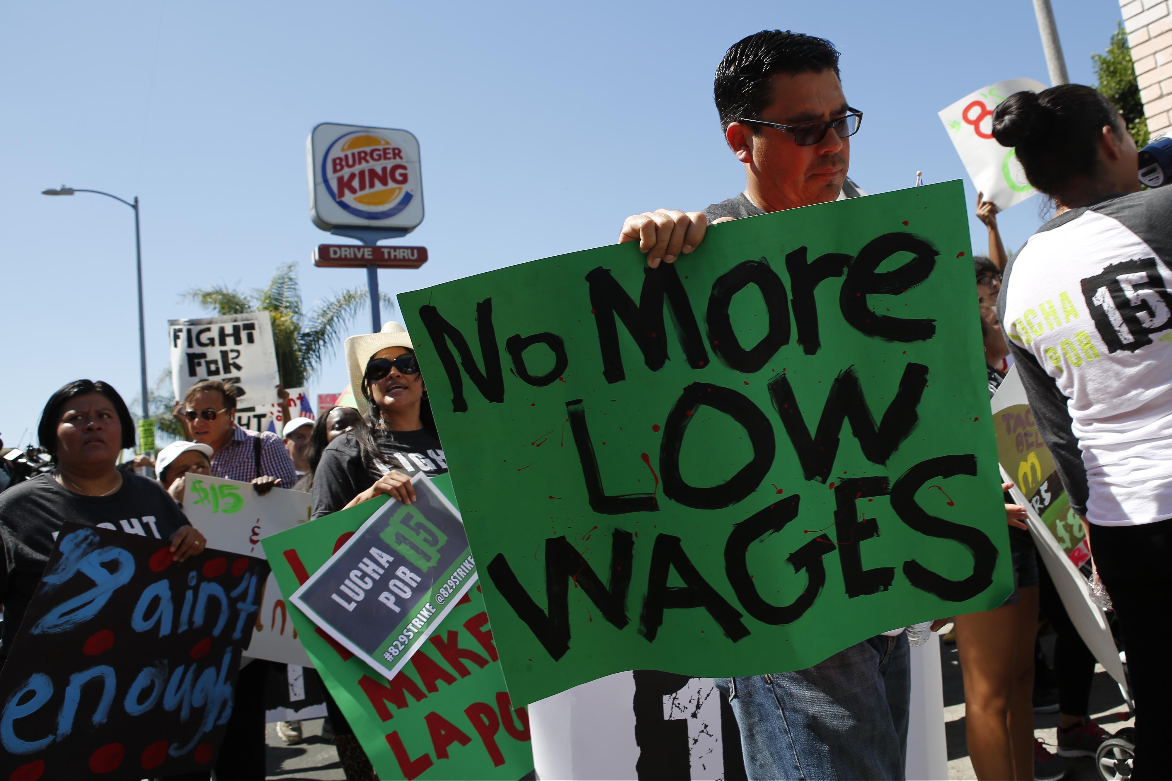 L.A. Minimum Wage