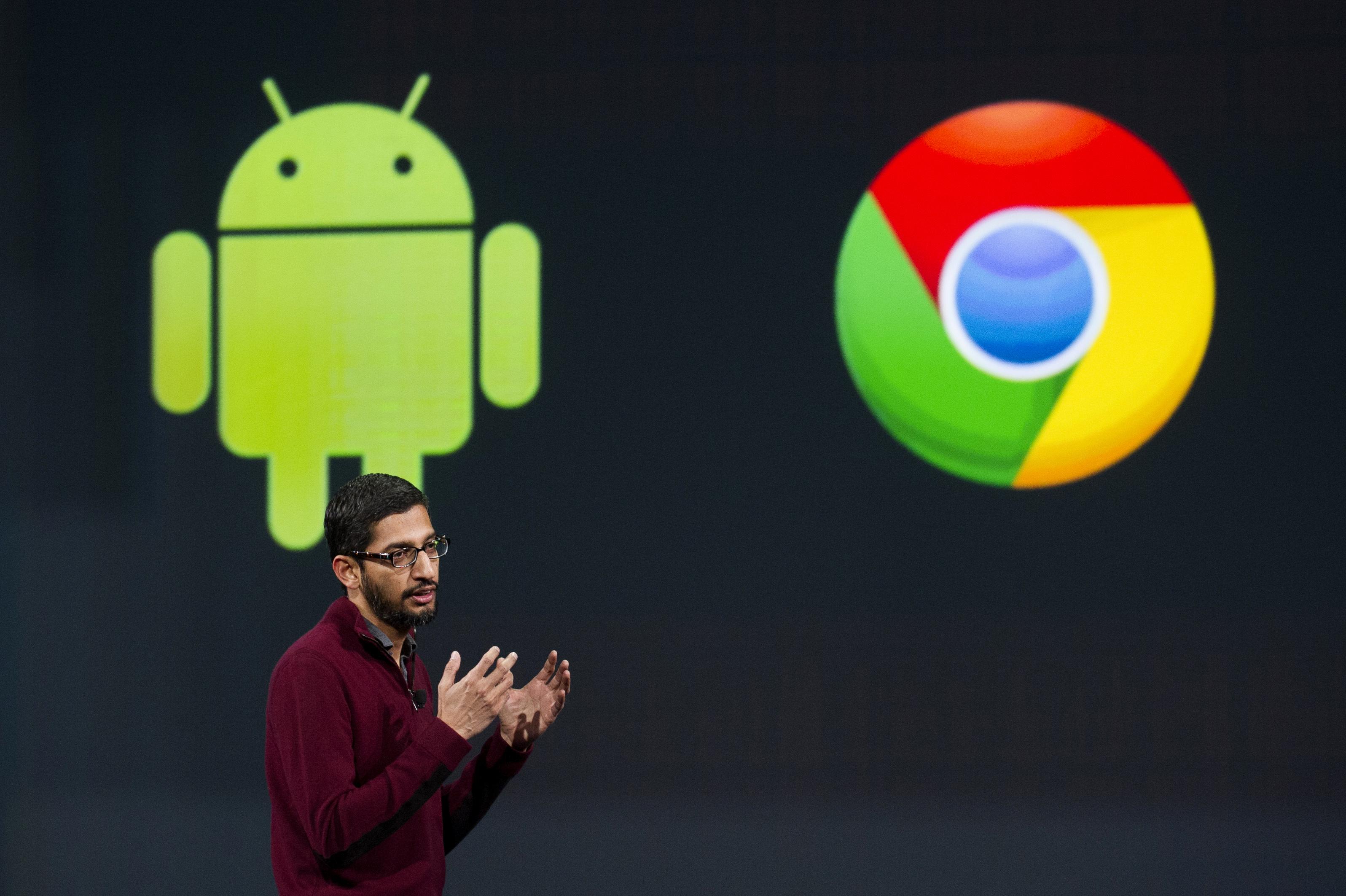 Inside The Google I O Developers Conference