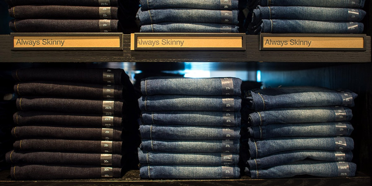 Gap Inc's problems in one chart: Old Navy is its best