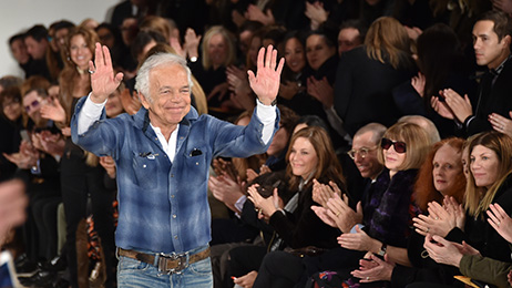 Ralph Lauren - Front Row - Mercedes-Benz Fashion Week Fall 2015