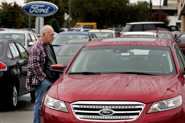 Ford Reports $997 Million Third Quarter Profit