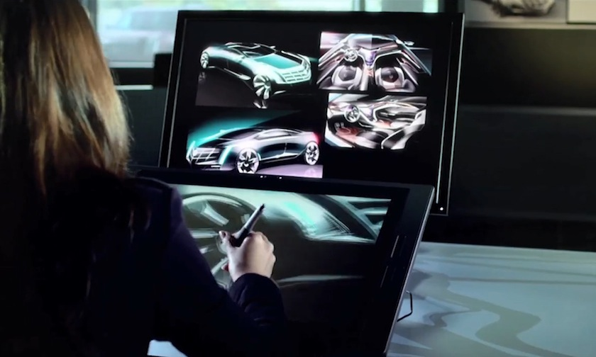 GM employees from all levels and responsibility were asked to predict what jobs will be needed to help create the products of the future and a company where people want to work.