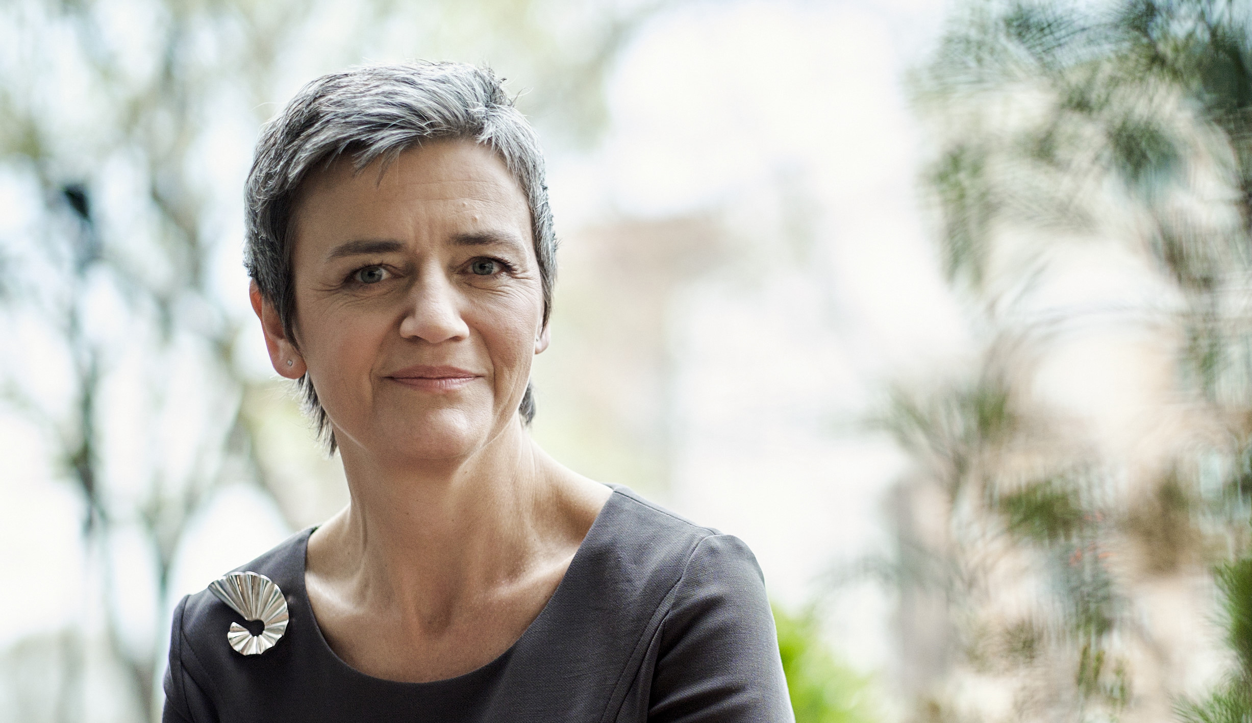 Margrethe Vestager, the European Union?s commissioner for competition, in Washington, April 16, 2015.