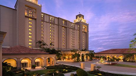 The Ritz Carlton in Naples, Florida.