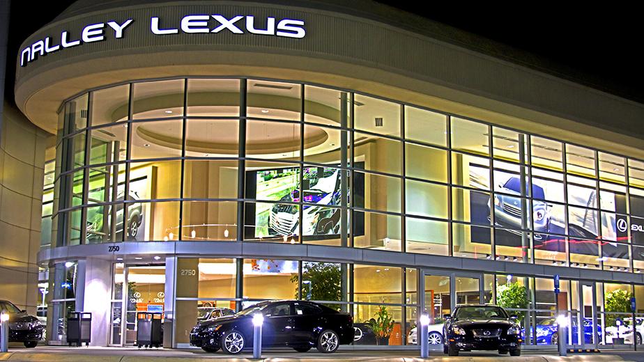 A Nalley Lexus dealership in Smyrna, Georgia.