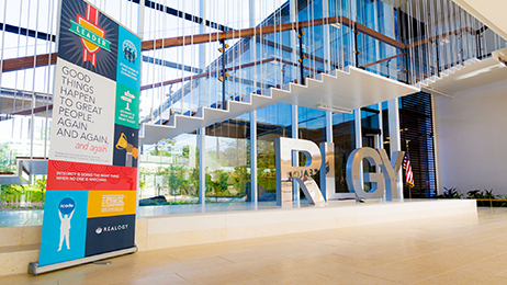 Realogy has been named by Ethisphere Institute as one of the World's Most Ethical Companies in each of the past four years.