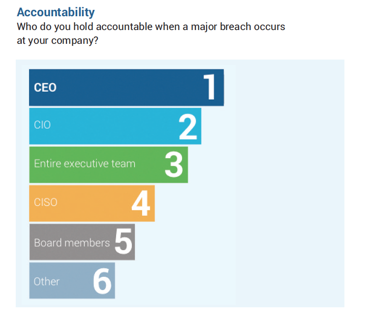 Veracode CEO Accountability Graph 2015