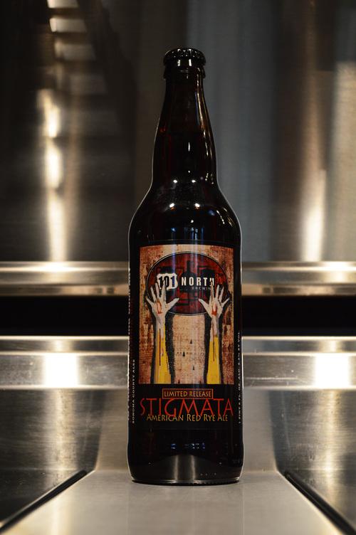 101 North Stigmata American Red Rye Ale
