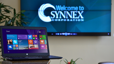 SYNNEX Corp. helps business partners to be more effective and enhances their ability to achieve their business goals through technology.