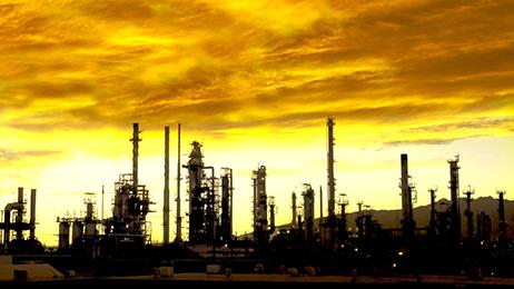 Western Refining refinery in El Paso, Texas.