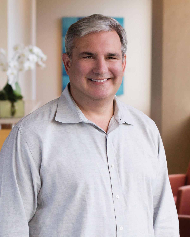 Mitch Zuklie, chairman and CEO of Orrick, Herrington & Sutcliffe