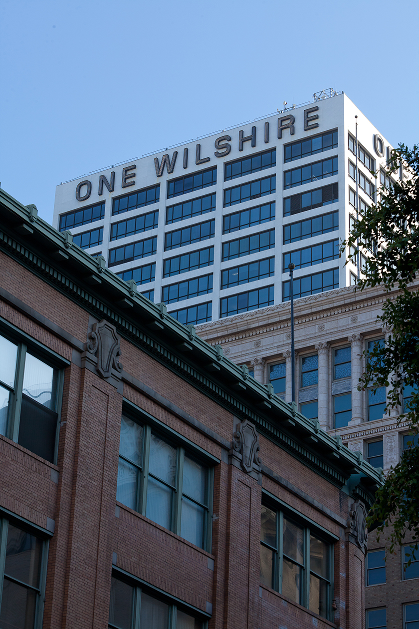 1 Wilshire Blvd. CoreSite